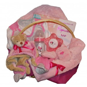 Cos cadou Pink Baby Gift