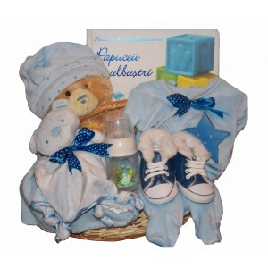 Cos cadou Blue Baby Gift