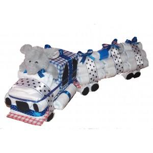 Camion din scutece Diaper Truck