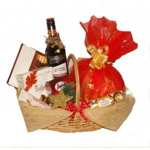 Cos cadou Merry Gift