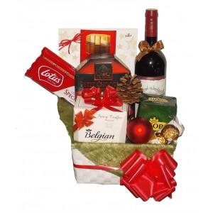 Cos cadou Sweet Chocolate