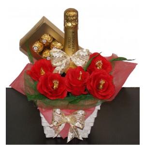 Gold Valentine Gift