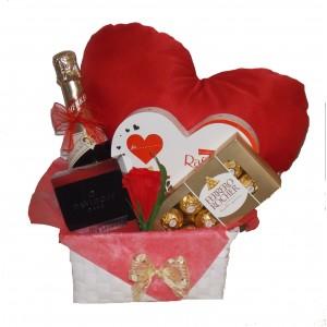 Cos cadou Heart Gift