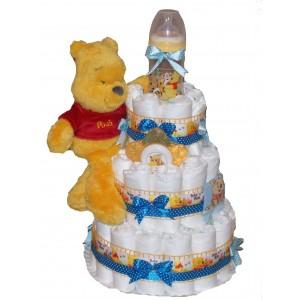 Tort din scutece Winnie