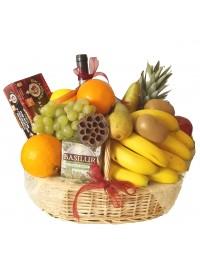 Cos cadou Fresh Fruits