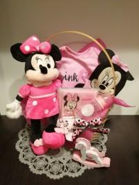 Cos cadou Minnie