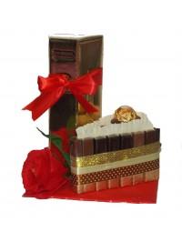 Cadou Golden Cake
