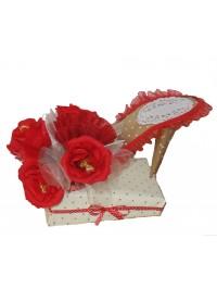 Pantofi Cinderella's Shoe