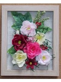 Tablou cu floricele