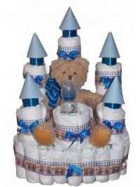 Tort castel cu ursulet