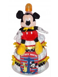 Tort din scutece my Mickey Friend